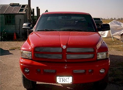 1999 Dodge Ram Tow Mirrors